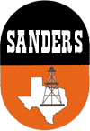 Chris Sanders is drilling the Barnett Shale of North Texas